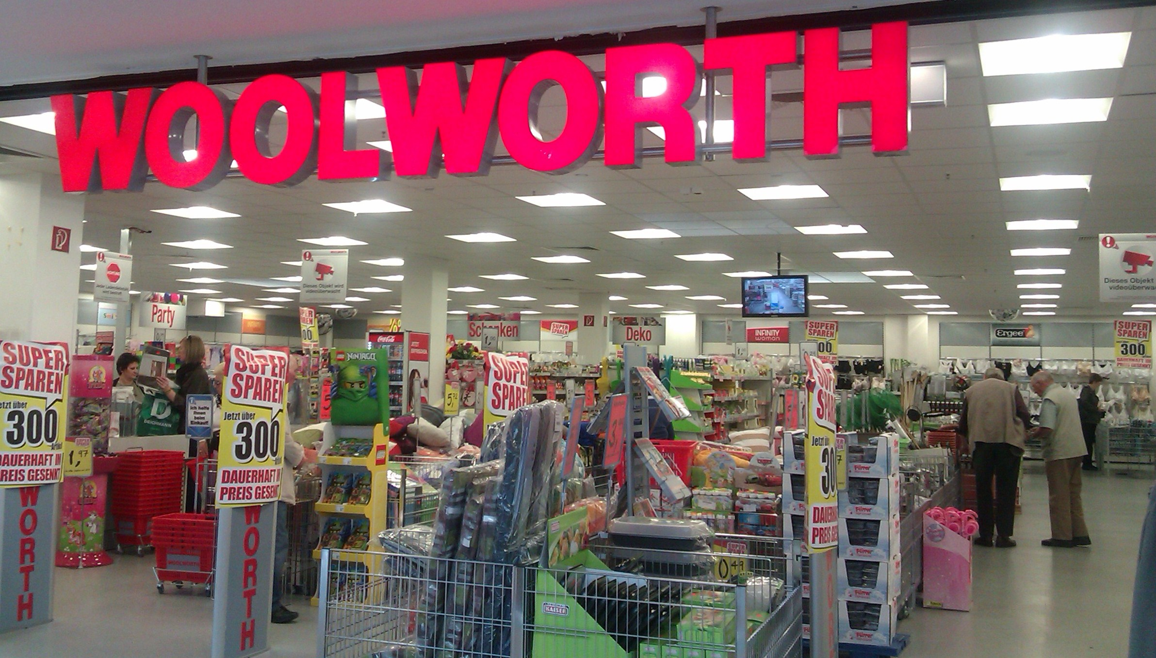 Woolworth | Here At Gk