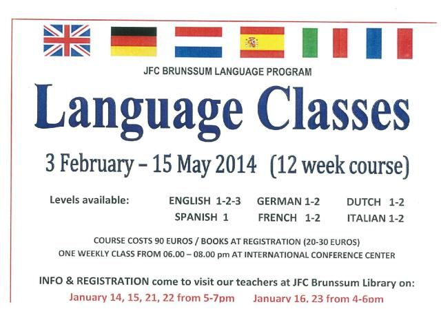 Brunssum Language Program