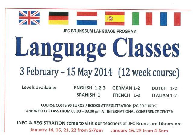 Brunssum Language Program
