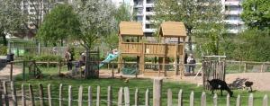 play area at Boerderij Daalhoeve (Farm D)